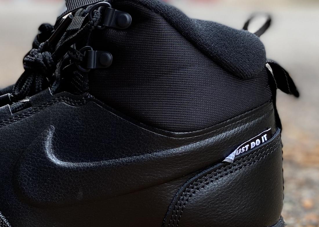 Nike Path Triple Black5