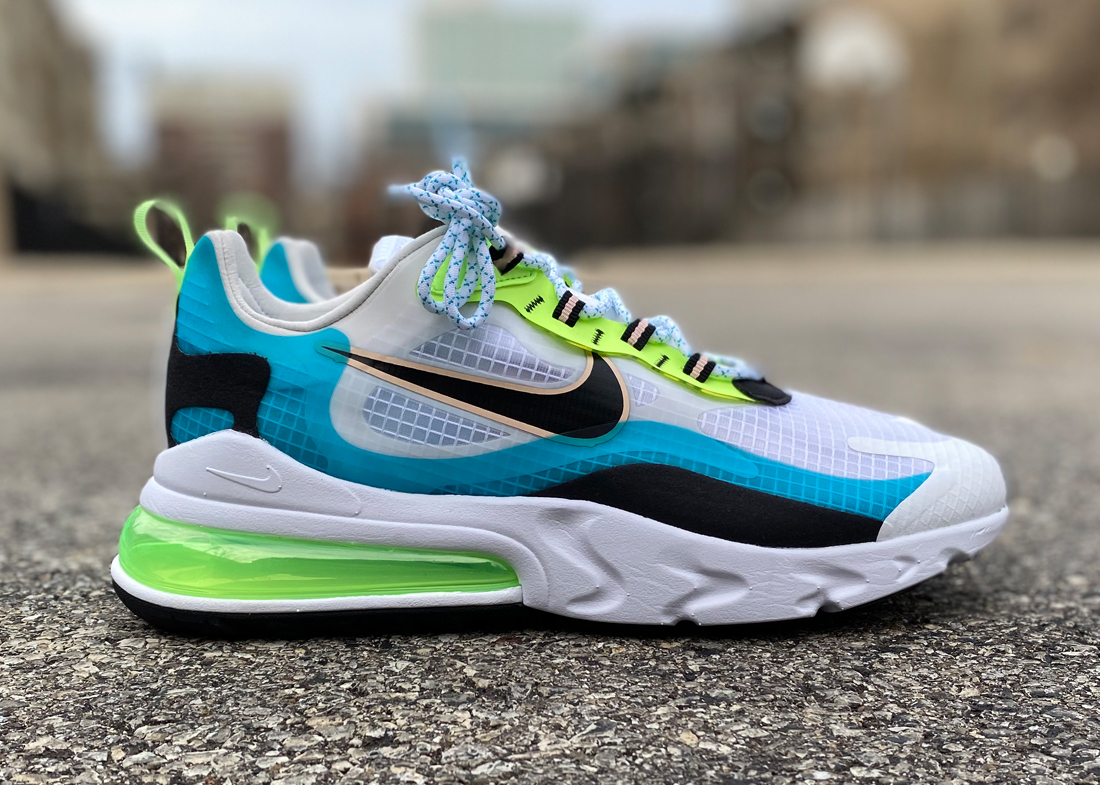 Nike Air Max 270 React review