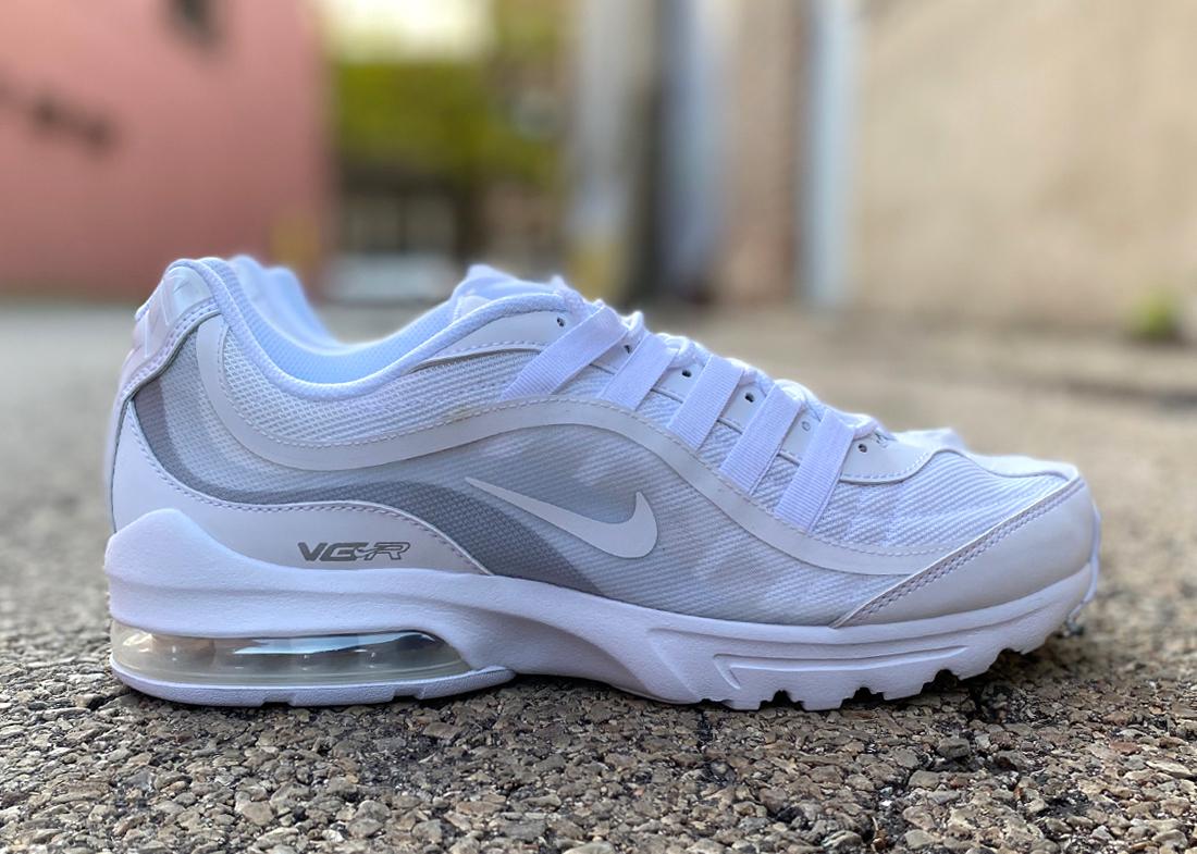 Nike Air Max VG R Triple White1 1