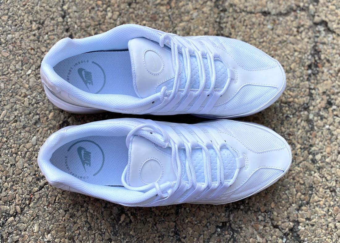 Nike Air Max VG R Triple White5