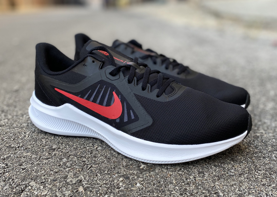 Nike Downshifter 10 black red4