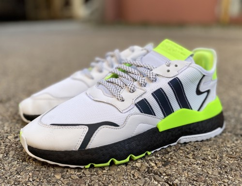 adidas Nite Jogger Review