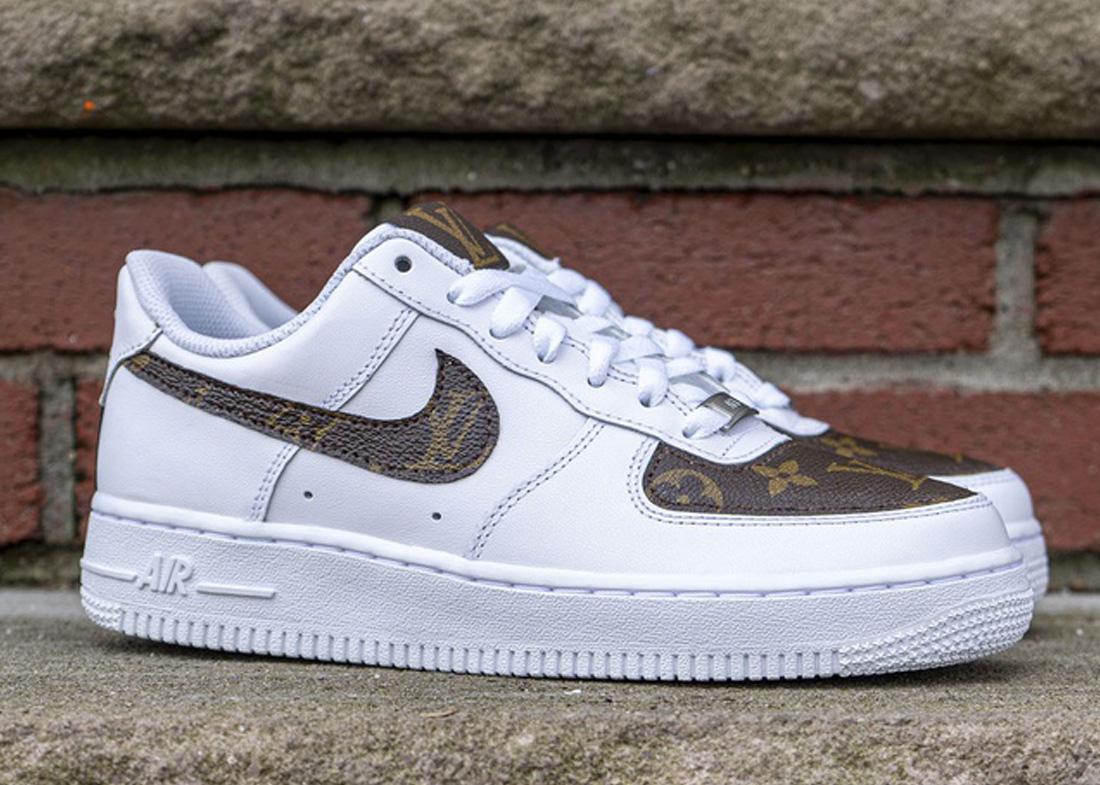 Custom Air Force 1 Nike
